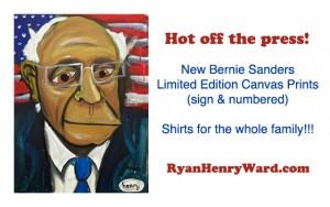 Facebook Promo Bernie Sanders